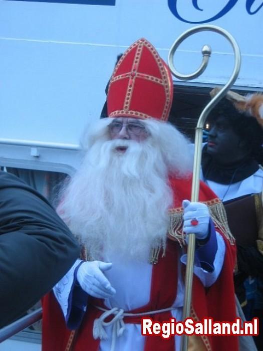 update: Sinterklaas ook aangekomen in Wijhe - Foto: Patrick Strijdveen (Wiejesvolk)
