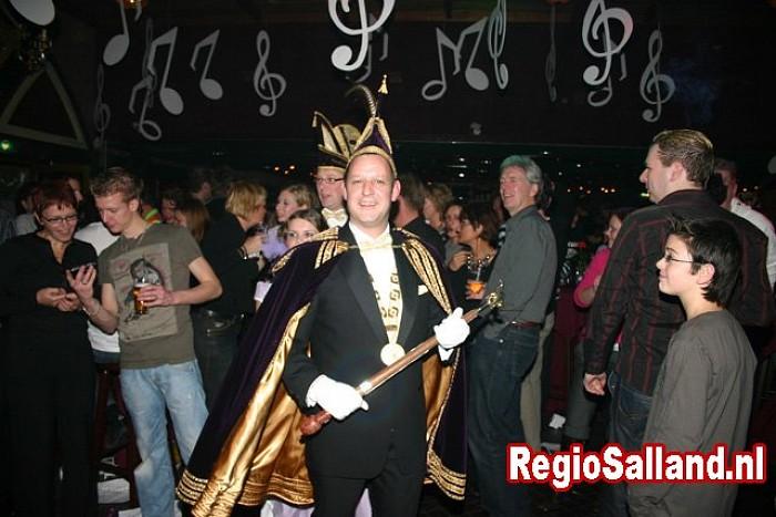 'Prins Robby de Eerste' nieuwe 'Prins der Stöppelkaters' - Foto: C.V. de Stöppelkaters
