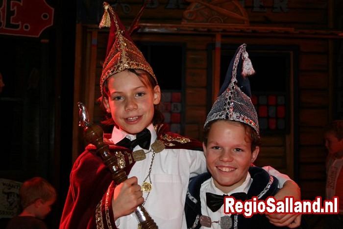 Prins Lars de Eerste regeert over de Krielen - Foto: C.V. de Stöppelkaters