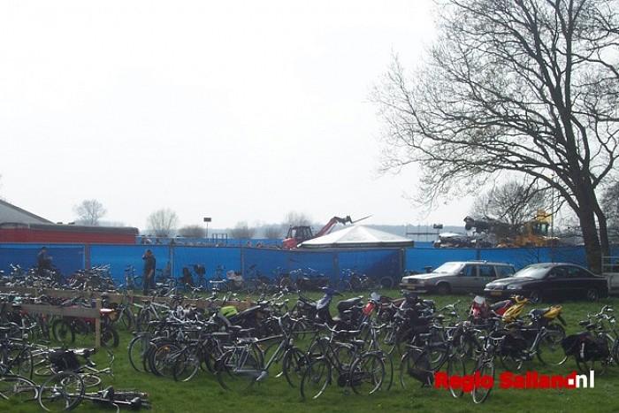 update: Record aantal deelnemers bij Autorodeo Boerhaar - Foto: Pim Haarsma