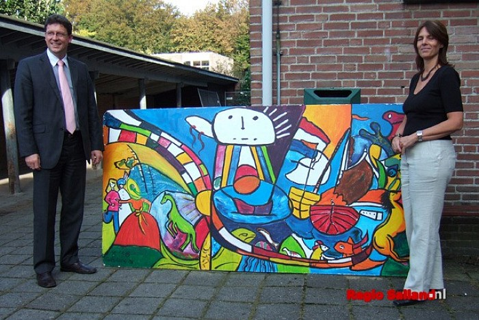 Nieuwe werkruimte Kunstkring Raalte geopend - Foto: Eigen foto