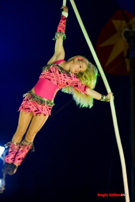 Circus Renz Berlin goed bezocht in Raalte - Foto: Andy Hutten