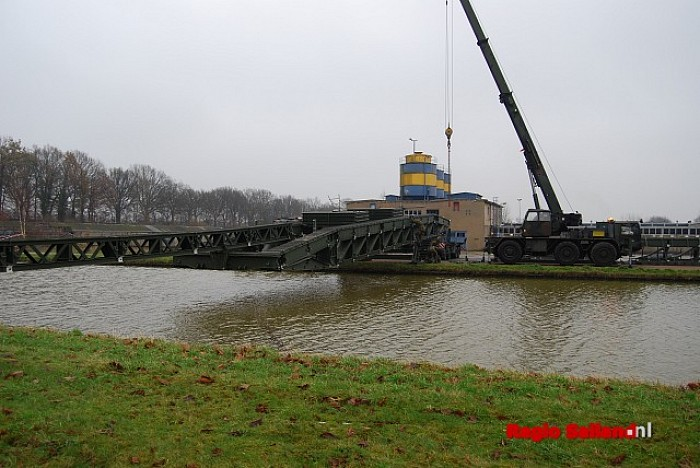 Militaire oefening in Raalte - Foto: Robin Duteweerd
