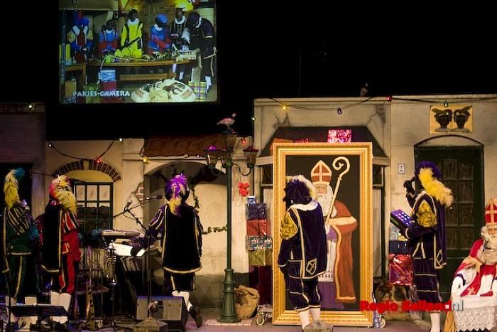 Groot feest bij SintShowPaleis in Raalte - Foto: Pim Haarsma