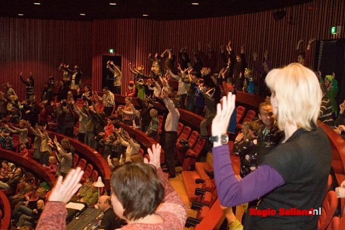 Groot feest bij SintShowPaleis in Raalte - Foto: Andy Hutten