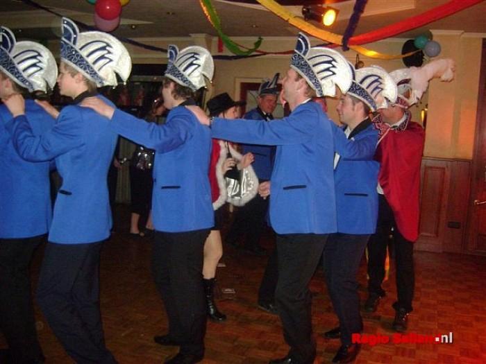 Carnavalsfeest weer succcesvol in Boerhaar - Foto: Jasper Hutten