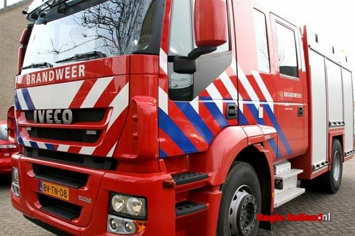 Nieuwe tankautospuit voor brandweerkorps Raalte - Foto: Raalte in Beeld