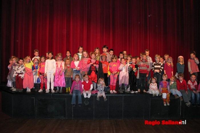 TimmyTimsTheater Clubmiddag een succes in Raalte - Foto: Eigen foto
