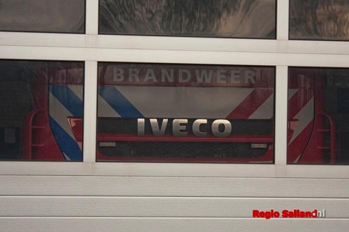 Nieuwe tankautospuit voor brandweerkorps Raalte - Foto: Pim Haarsma