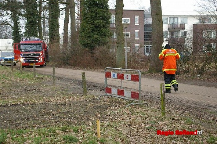 Evacuatie na gaslekkage bij Care Hotel in Heino - Foto: Jasper Hutten