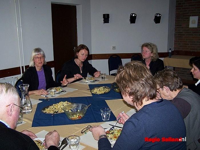 Dag van de Dialoog blijkt succesvol in Raalte - Foto: Eigen foto