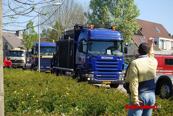 Onvergetelijke dag voor cliënten van zorginstelling ZoZijn - Foto: Robin Duteweerd