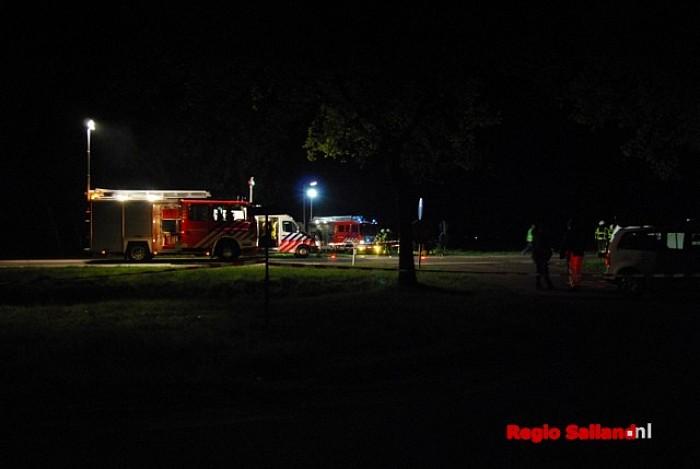 Dodelijk ongeval op N348 bij Dalmsholte - Foto: Robin Duteweerd