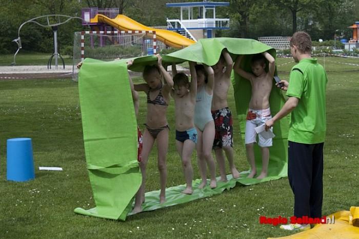 Sportzomer de Tippe gestart met een bijzonder 6-kamp - Foto: Pim Haarsma