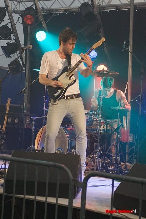 Lil'Hill Festival in Luttenberg blijkt een succes - Foto: Andy Hutten