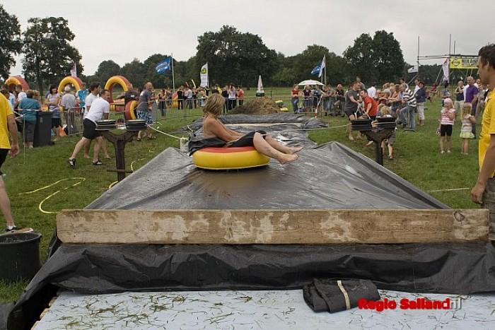 Wipeout Nieuw Heeten een succes - Foto: Andy Hutten