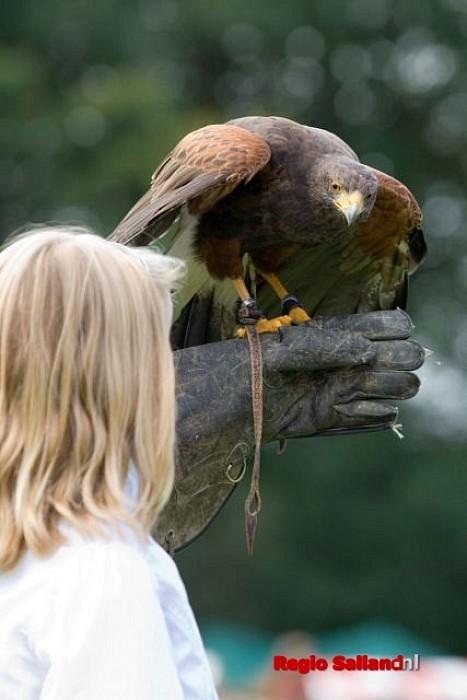 Salland Natuurfair succesvol dankzij enorme belangstelling - Foto: Andy Hutten