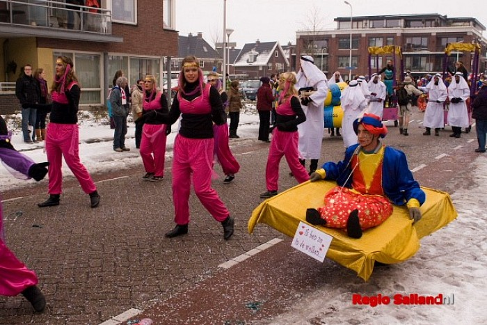 Schitterende optocht in Raalte (update) - Foto: Andy Hutten
