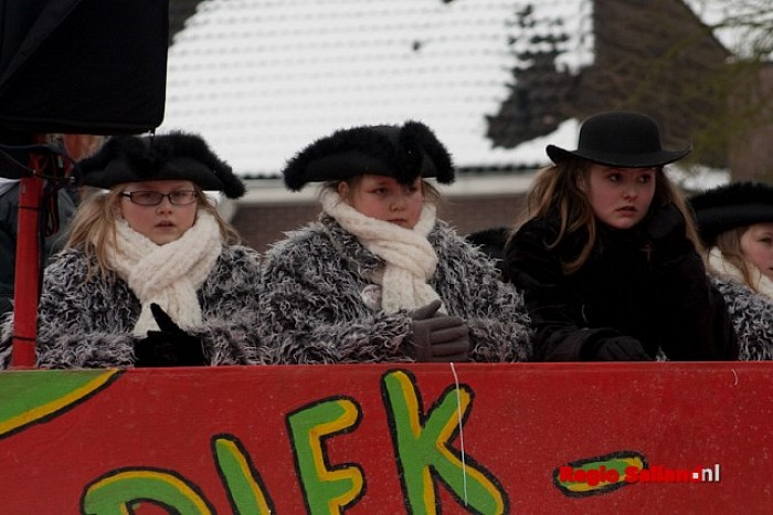 Schitterende optocht in Raalte (update) - Foto: Pim Haarsma