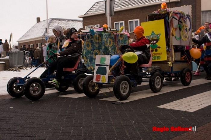 Mooie kinderoptocht in Raalte - Foto: Andy Hutten