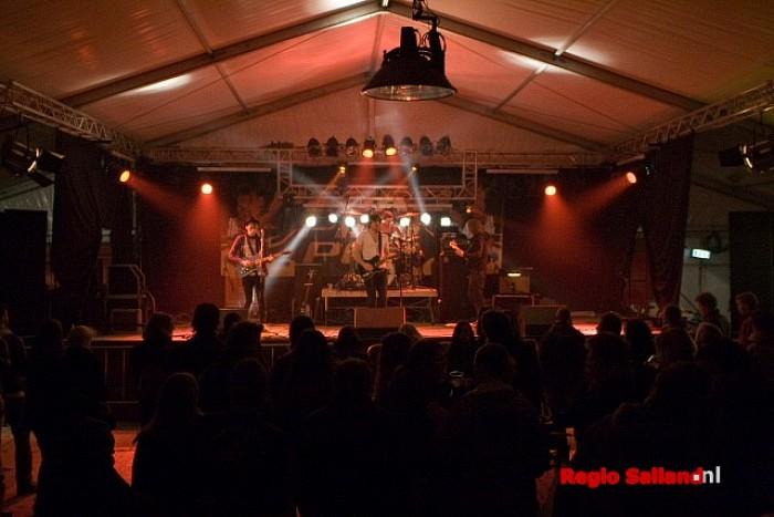 IJskoud feestje tijdens Pedro Pico Pop - Foto: Andy Hutten