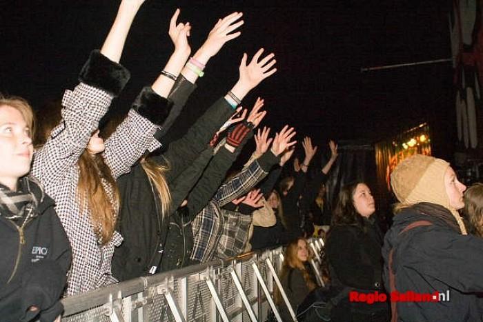 Ruim 12.000 bezoekers op Dauwpop festival - Foto: Andy Hutten