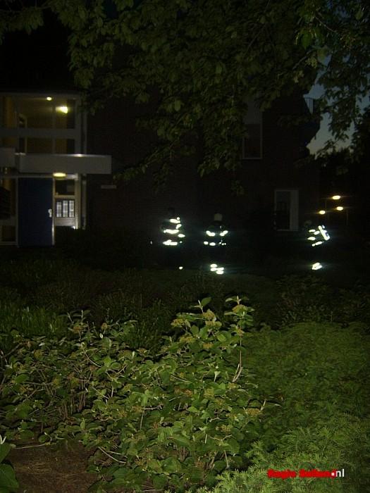 Kleine gaslekkage snel verholpen in Raalte - Foto: Thomas Druiven