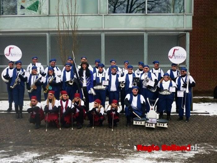 Showkorps Amicitia begint met nieuwe opleidingen - Foto: Eigen foto