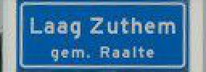 Koninklijke onderscheiding uitgereikt in Laag Zuthem
