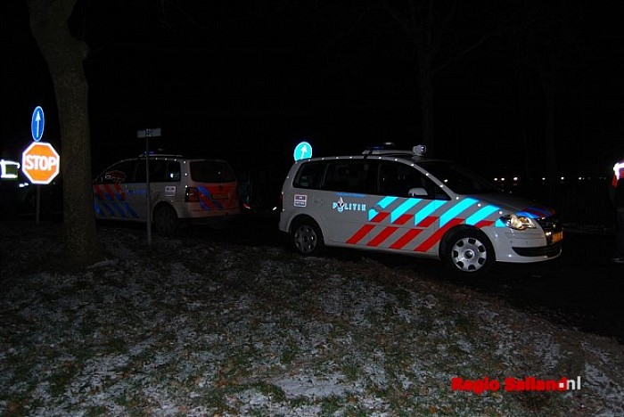Man (26) gewond bij ongeval N348 te Dalmsholte (update) - Foto: Robin Duteweerd