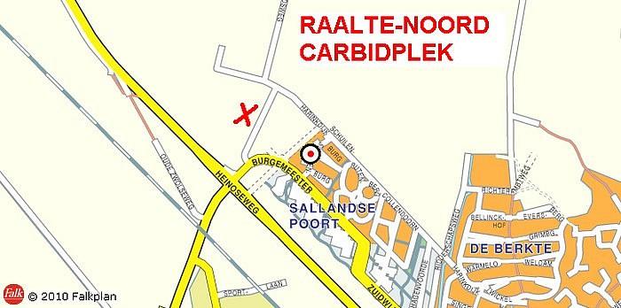Carbid schieten weer van start in Salland - Foto: Carbidteam Raalte