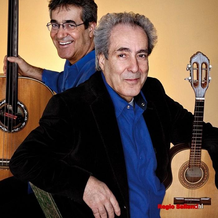 Fernando & Antonio Lameirinhas in Capellenborg Theater - Foto: PR