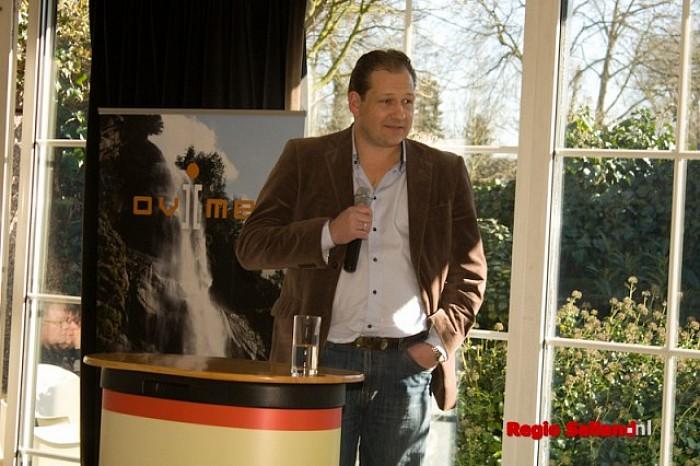 Brandweerfotograaf Leo van 't Hul presenteert boek - Foto: Pim Haarsma