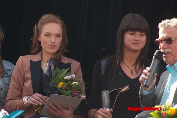 Anne Koster verkozen tot Sallands Best Top Model in Raalte - Foto: Pim Haarsma