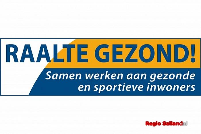 Raalte start verkiezing Gezondheidsproject van het jaar - Foto: Gemeente Raalte