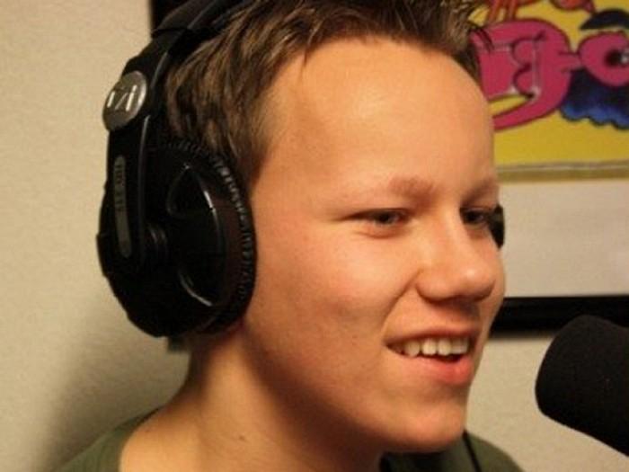 Nieuw radio-programma 'Rens d'r op' bij RTV Raalte - Foto: Eigen foto