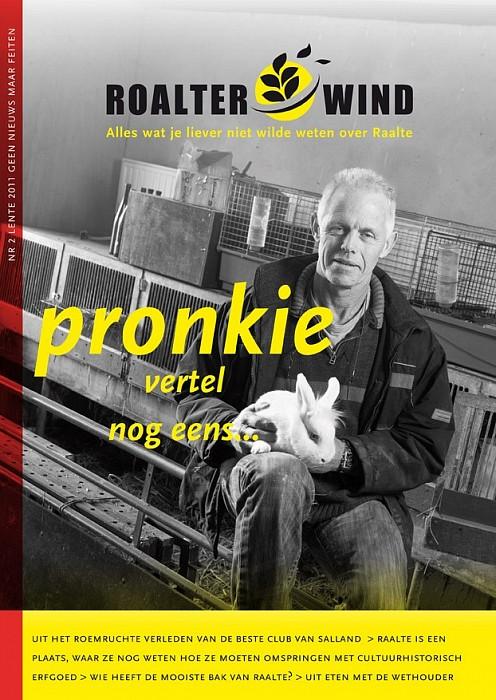 Nieuwe editie 'Roalter Wind' verschijnt 30 maart - Foto: PR