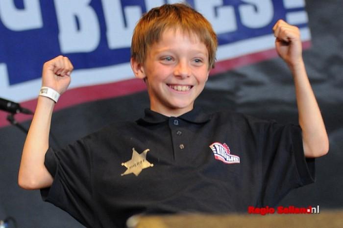 Gezocht: nieuwe sheriff voor Ribs & Blues 2011 - Foto: PR