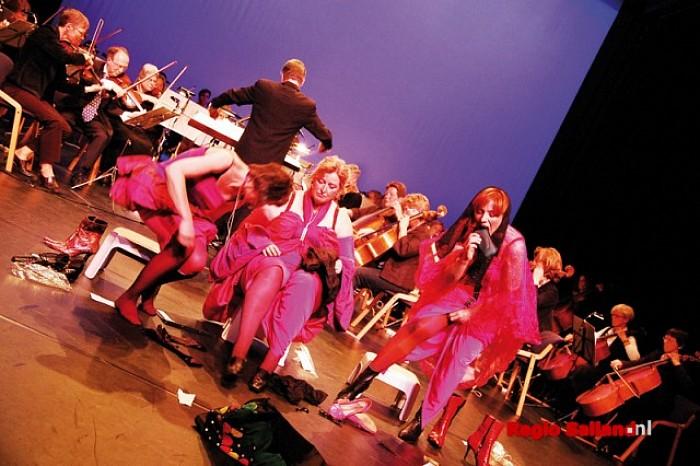 Muzikaal sprookje Roodkapje in Capellenborgtheater Wijhe - Foto: PR