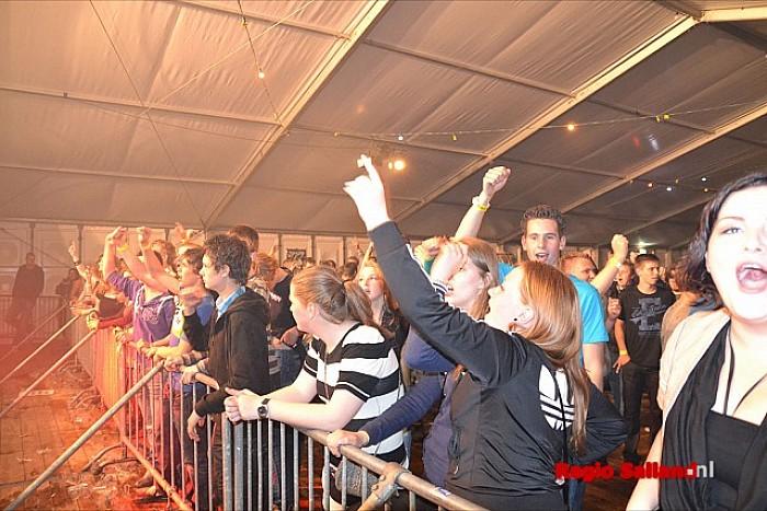 Grote belangstelling voor autorodeo in Boerhaar - Foto: Jasper Hutten