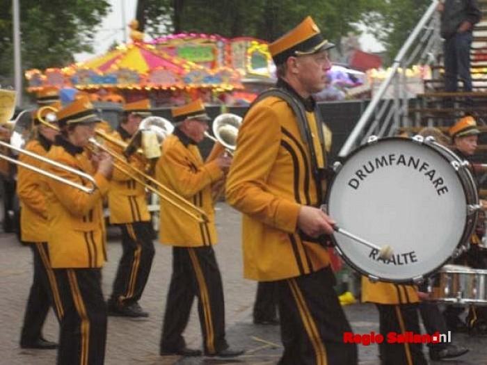 Drumfanfare Muziekdag St. Caecilia in Raalte - Foto: Eigen foto