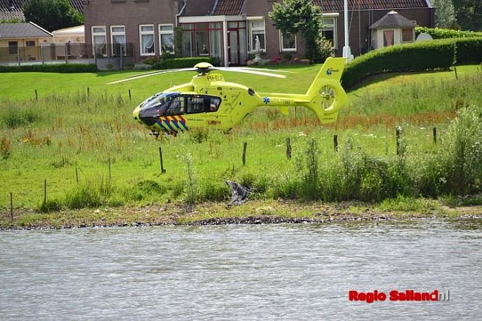 Ernstig ongeval bij Boulevardsprint in Deventer (update 2) - Foto: Jasper Hutten