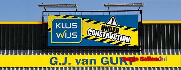 Allereerste KlusWijs bouwmarkt opent in Wijhe - Foto: Eigen foto