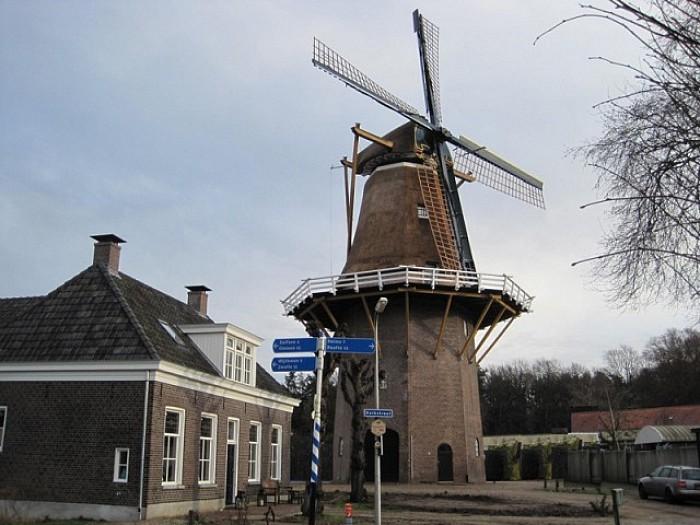 Officiële ingebruikneming Molen van Fakkert in Hoonhorst - Foto: PR