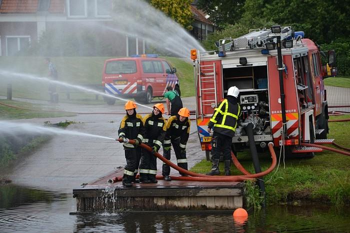 Jaarverslag brandweer Dalfsen in videobeelden - Foto: Niels Jansen