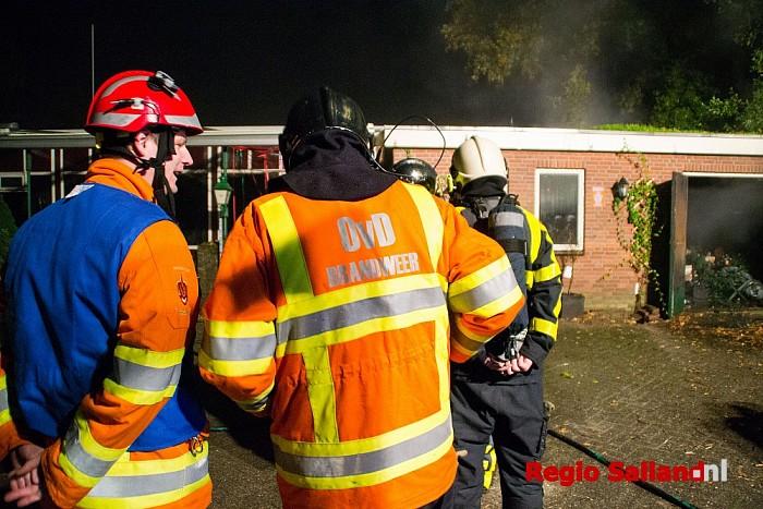 Grote brand bij restaurant Dalmshoeve in Dalmsholte - Foto: Jasper Hutten