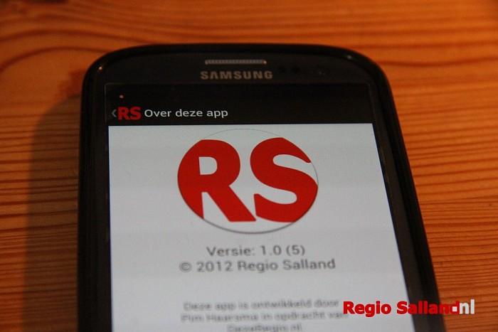 Android app van Regio Salland vanaf nu te downloaden - Foto: Pim Haarsma
