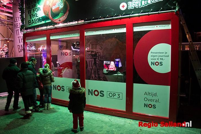 Recordbedrag Serious Request 2012: Meer dan 12 miljoen - Foto: Pim Haarsma