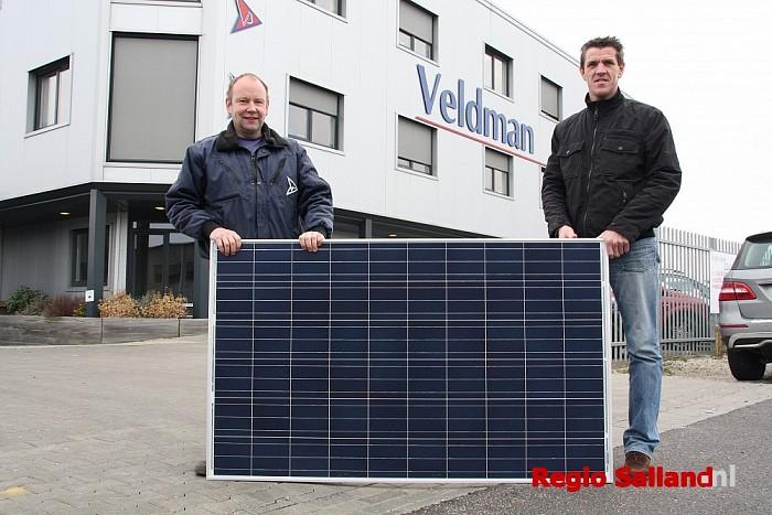 Informatieavond over zonne-energie in Luttenberg - Foto: Eigen foto