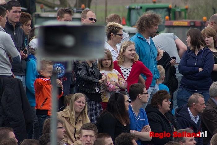 Record aantal bezoekers voor Autorodeo Boerhaar - Foto: Pim Haarsma
